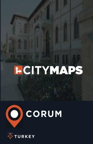 (City Maps Corum Turkey )