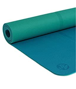 Amazon.com : Manduka Welcome Yoga Mat - Premium 5mm Thick
