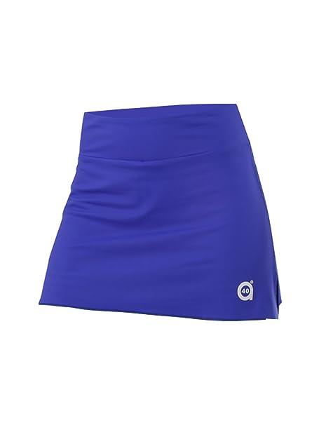 a40grados Sport & Style Filon Falda de Tenis, Mujer: Amazon.es ...