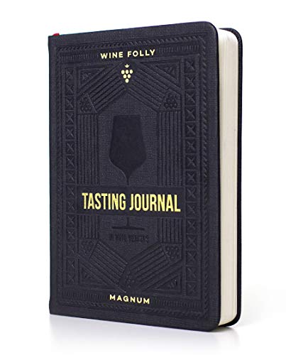 Wine Folly - Wine Tasting Journal (Notebook) (Best Tasting Cheap Wine)