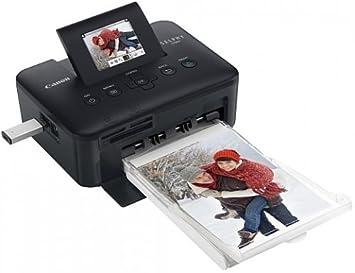 Canon Selphy CP800 - Impresora fotográfica (300 x 300 dpi ...