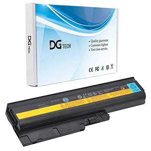 0 T60p Laptop Battery Compatible IBM Lenovo ThinkPad T61 T61p T61u T500 Z60 Z60e Z60m Z61 Z61e Z61m Z61p W500 SL300 SL400 SL500 92P1159 40Y6795 40Y6797 40Y6799 10.8V 5.2Ah/57Wh ()