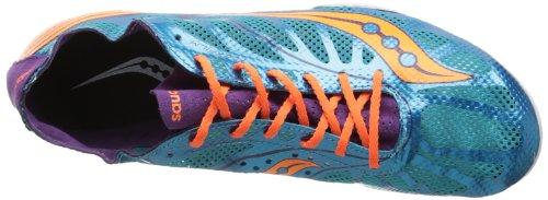 Saucony, Sportschuhe Frauen Blue/Purple/Orange