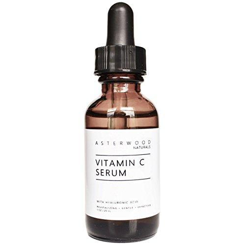 Vitamin Serum Organic Hyaluronic Acid
