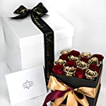 Forever-Monroes-Red-Gold-Preserved-Box-of-Roses-that-last-a-year-Rose-Box-for-Personalized-Valentines-Gift-for-her