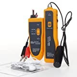 NOYAFA Underground Wire Locator & Break Finder for Pet Fence Wires, Electrical Wire, Catv Coax, Telephone Drops by NOYAFA