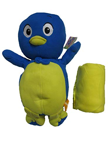 Nickelodeon Backyardigan Pablo Plush Pillow and Blanket Doll Toy 20""