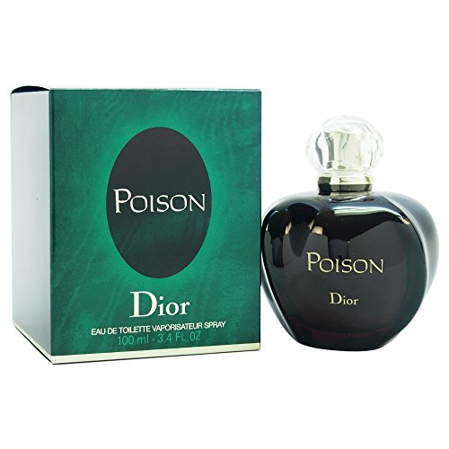 Christian Dior Women's Poison Eau de Toilette Spray, 3.4 fl. oz. from Dior