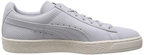 Grau Gris Classic White 03 Baskets glacier whisper Suede Mixte Basses Adulte Gray Puma Mod Heritage 8pzZWx1B