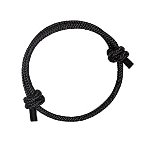 Highest Quality Black Braided Bracelet for Stylish Men