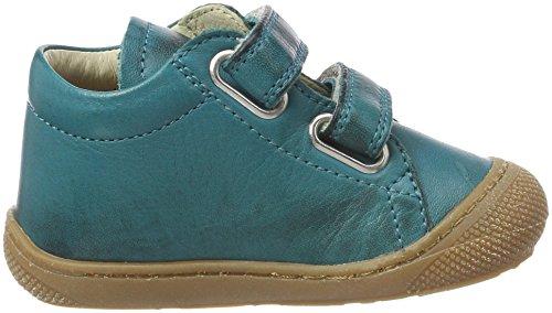 Naturino Baby Jungen 3972 VL Sneaker Grün (Smeraldo)