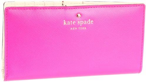 UPC 098689437187, Kate Spade New York Mikas Pond-Stacy Wallet,Vivid Snapdragon,One Size