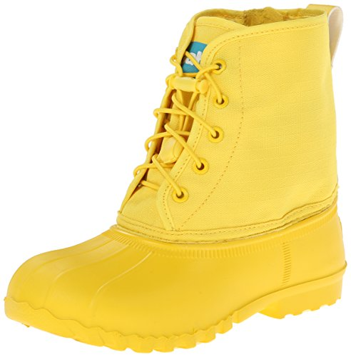 Native Jimmy Boot (Toddler/Little Kid),Crayon Yellow,2 M US Little Kid (Boots Jimmy Shoes Native)