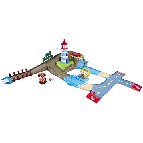 Paw Patrol - Skye & Zuma's Lighthouse Rescue Track Set [並行輸入品]   B075G8CFYH