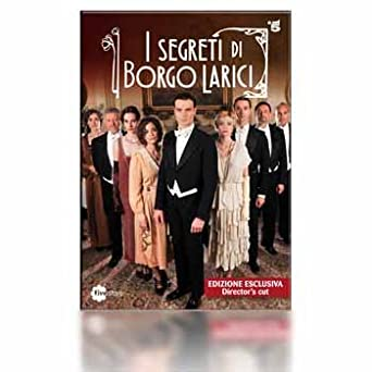 Amazon Com I Segreti Di Borgo Larici 3 Dvd Edizione Esclusiva Box Set Dvd Italian Import Giulio Berruti Daniela Virgilio Alessandro Capone Movies Tv