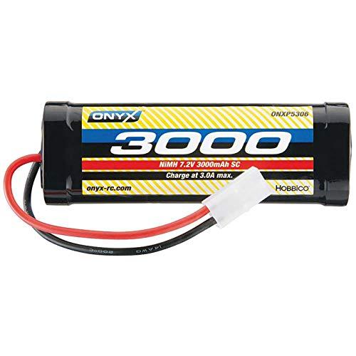 Onyx 7.2V 3000mAh NiMH Sub-C Stick: Standard Plug