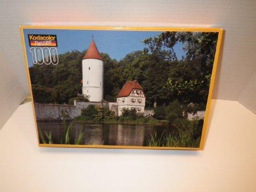 Price comparison product image Kodacolor 1000 Pc. Puzzle - Dinkelsbuhl Bavaria,  Germany by Kodak