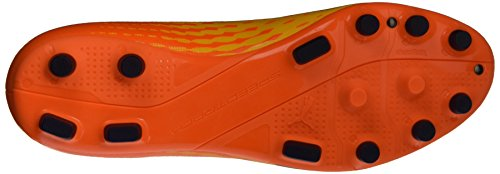 Puma Evospeed 17.2 Ag, Botas de Fútbol para Hombre Amarillo (Ultra Yellow-peacoat-orange Clown Fish 03)