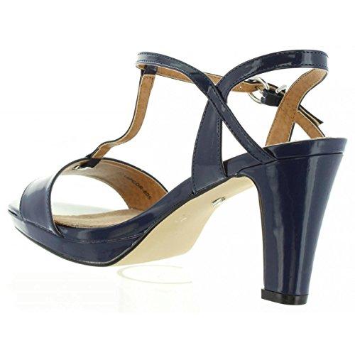 Sandalias de Mujer MARIA MARE 65751 C6691 CHAROL MARIN