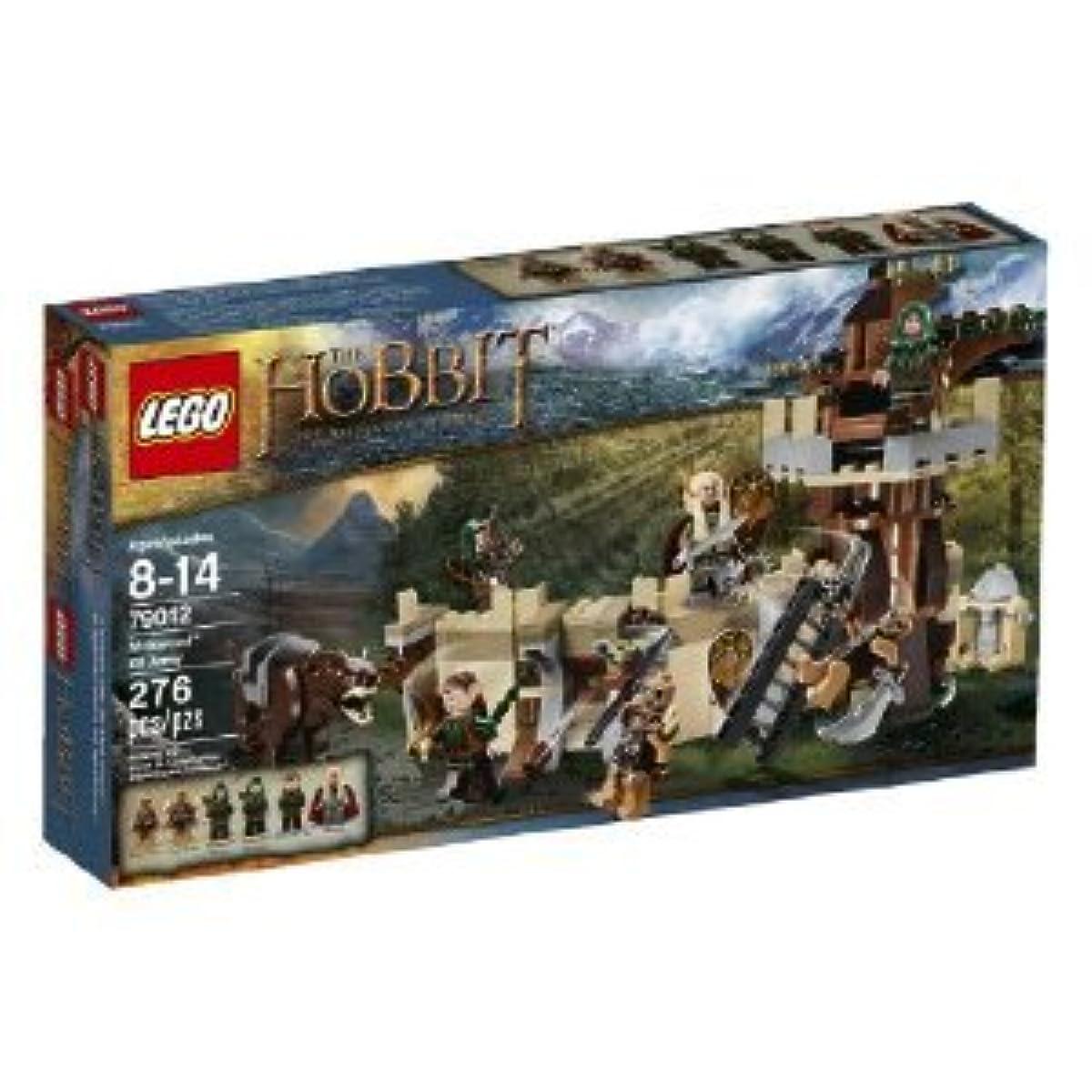 [해외] LEGO (레고) LORD OF THE RINGS (로드 오브 더 링) 79012 MIRKWOOD ELF ARMY BUILDING KIT 블럭 장난감 (병행수입)
