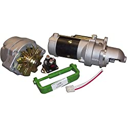 New 24-12V Conversion Kit w/ Gear Reduction Starte