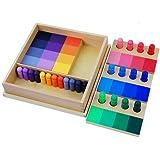 Montessori Color Resemblance Sorting Task