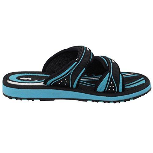 Oro Piccione Scarpe Gp6888 Pantofole Per Sandali Con Scivolo Ad Acqua Regolabile Per Bambini Donne (taglia: T10 E Oltre) 6888 Lt. Blu