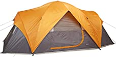 AmazonBasics 8-Person Family Tent  sc 1 st  Best Tents For C&ing : eureka spitfire 1 tent - memphite.com
