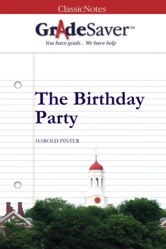 harold pinter birthday party analysis