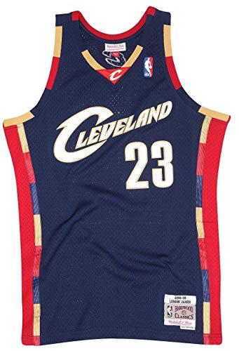 Mitchell & Ness Cleveland Cavaliers Lebron James Camiseta sin Mangas