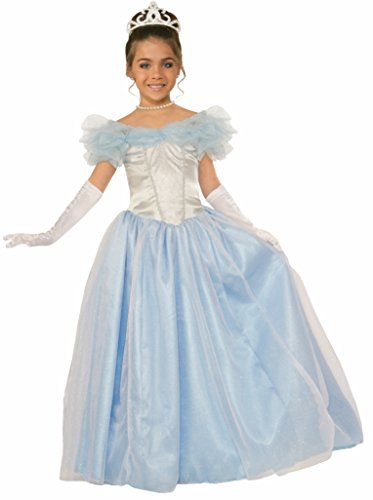Happily Ever After High Halloween Costumes (Forum Novelties Kids Happily Ever After Princess Costume, Blue,)
