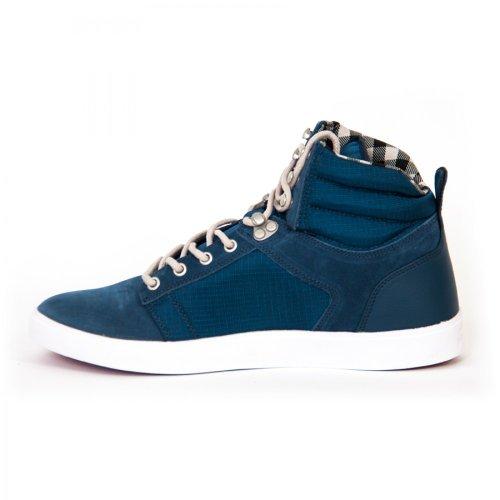 Lacoste Blue alte Blue Sneaker alte Sneaker Lacoste Orelle Lacoste Blue Uomo Blue Orelle Uomo xgHHqOnw0