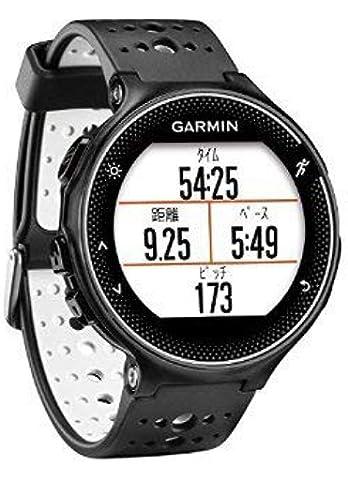 8ce9224b25 GARMIN(ガーミン) ランニングウォッチ GPS ライフログ ForeAthlete 230J