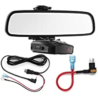 Radar Mount Mirror Mount + Direct Wire + Micro2 Add a Circuit - Cobra XRS ESD Vedetta