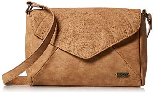 Roxy Bags Purses - Roxy Sunset Road Small Crossbody Bag, camel