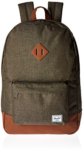 Tan Leather Backpack - 2