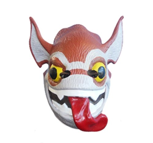Skylanders Spyro's Adventure, Child's 3/4 Trigger Happy Vinyl Mask]()