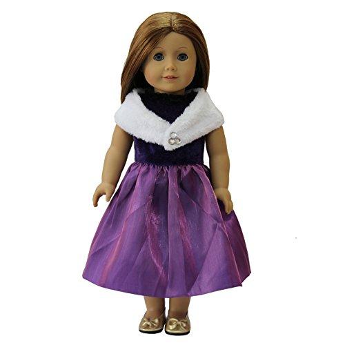 Zita Element Doll Clothes Evening Party Dress Handbag