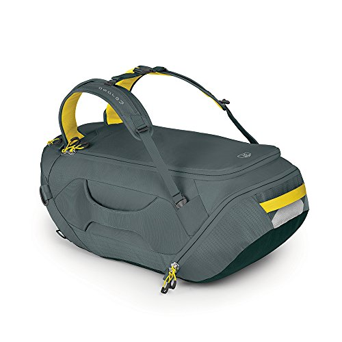 (Osprey Packs Snowkit Duffel Bag, Lightning Grey, One Size)