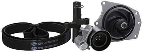 - Gates TCKWP295 Engine Timing Belt Kit with Water Pump