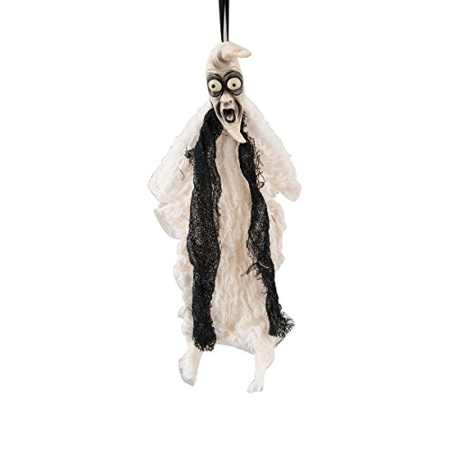 Flying Ghost Halloween Ornament Joe Spencer Gathered Traditions
