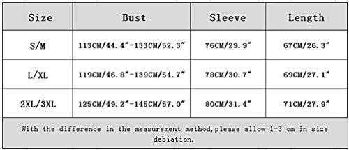 Dimensione G Cappuccio Unisex Fuweiencore Con Stampa Felpa Manica large x I Lunga colore Large 1xBOwqznFS