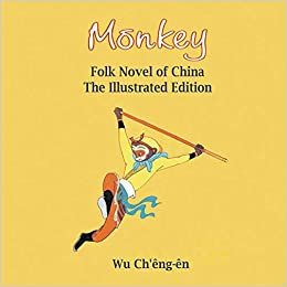 Monkey: Folk Novel of China: The Illustrated Edition: Amazon.es ...