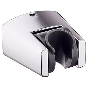 Badezimmerzubehör  Duschkopf Halterung C201 Duschbrause Halter in Silber zum ...