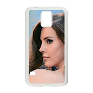 Samsung Galaxy S5 Cell Phone Case White hd27 lana del rey singer music LSO7964269