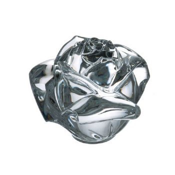 - Waterford Crystal Rose Paperweight