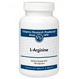 Amazon.com: Arginine, L-Arginine Free Base 750 mg, 100 ...