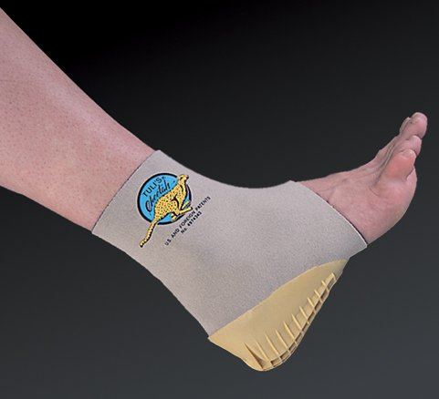 SPECIAL PACK OF 3-Tuli's Cheetah Ankle Support w/Heel Cup Large (Each)