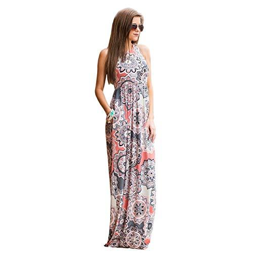 New Style Robe Boho long dress New women