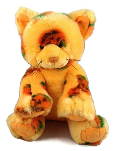 Build-A-Bear 14 inch Pumpkin Fun Kitty Orange Halloween Cat (Halloween Pumpkin Teddy Bear)